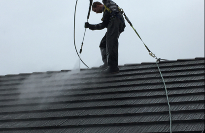 Nickel Contracting Services - Building Exterior Cleaning