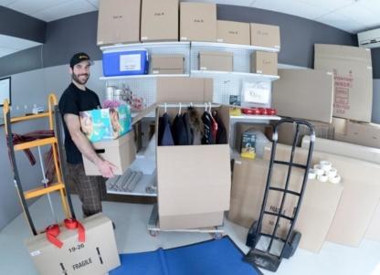 Déménapro - Moving Services & Storage Facilities - 418-353-4542