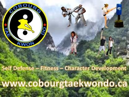 Cobourg Tae Kwon Do - Martial Arts Lessons & Schools - 905-373-0032
