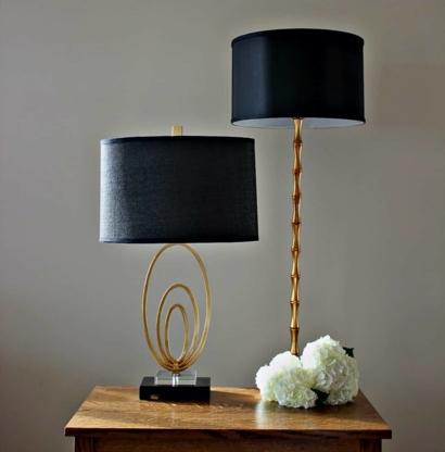 Victoria Lamp Shade Shop - Lamp & Lampshade Stores