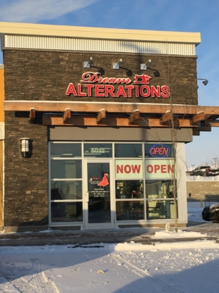 Dream Alterations - Clothing Alterations