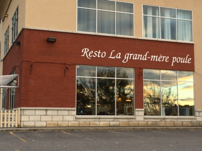 Resto La Grand-Mère Poule - Breakfast Restaurants - 450-467-9419
