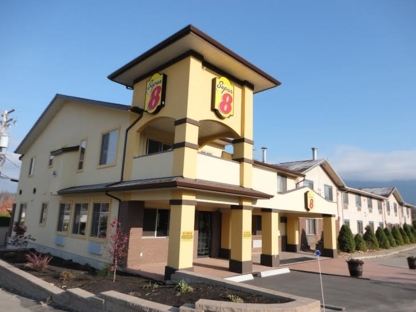 Super 8 - Hotels - 250-832-8812