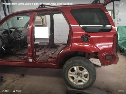 Ward Auto & Welding - Équipement d'entretien et de réparation d'auto - 902-676-2923