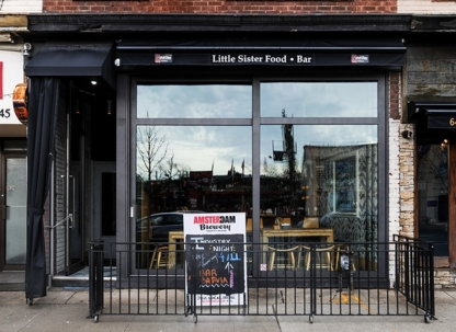 Little Sister-Indonesian Food Bar - Restaurants - 416-488-2031