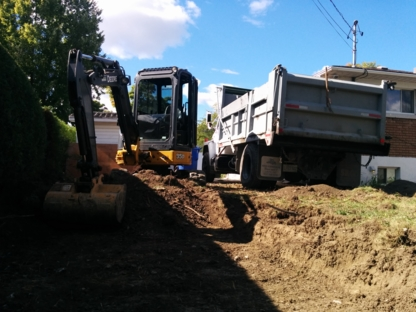 CDC Excavation - Excavation Contractors - 514-688-9694