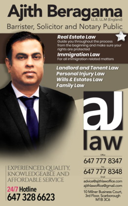 AJ Law Office - Immigration Lawyers