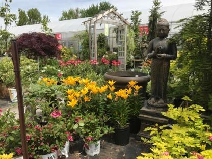 Pépinière Jasmin - Centres du jardin - 514-332-2978