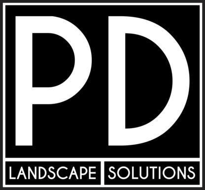 PD Landscape Solutions - Landscape Contractors & Designers - 905-802-6252