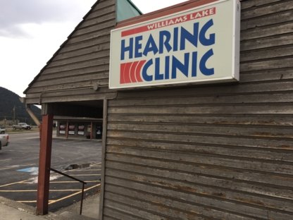 Williams Lake Hearing Clinic - Hearing Aids - 250-392-4030