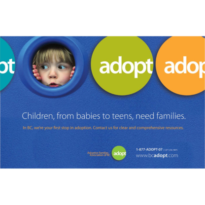 Adoptive Families Association of BC - Adoption Agencies & Services