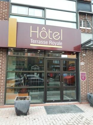 Hôtel Terrasse Royale - Hotels - 514-739-6391