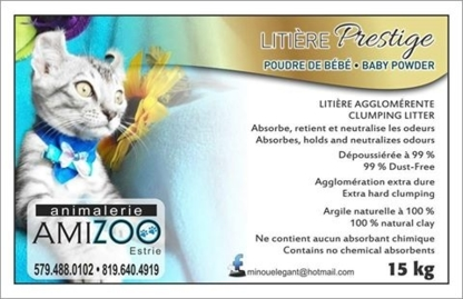 Animalerie Amizoo Estrie - Pet Grooming, Clipping & Washing - 819-742-0303