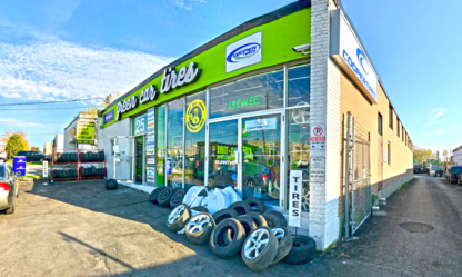 GreenCarTires.ca - Car Wrecking & Recycling - 416-777-9922