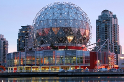 Science World British Columbia - Museums - 604-443-7440