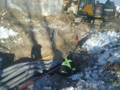 SRC Construction Ltd - Excavation Contractors