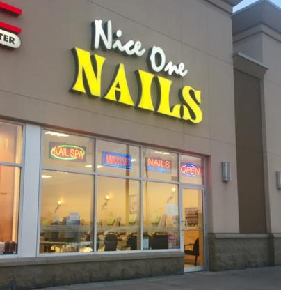 Nice One Nails - Nail Salons - 905-725-5000