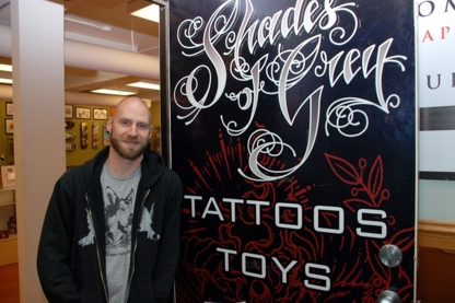 Shades Of Grey Tattoo Inc - Tattooing Shops