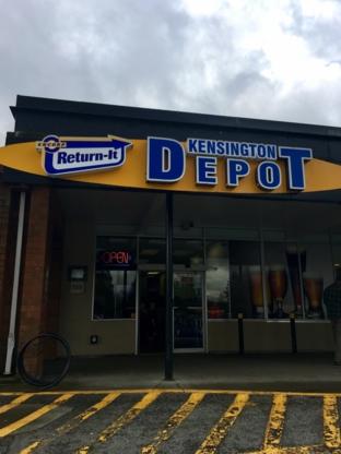 Kensington Return It Center - Can & Bottle Return Depots