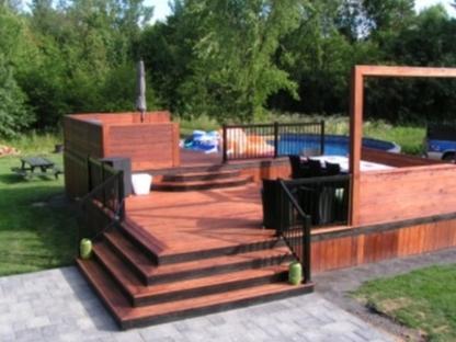 Paysagement D Philippot - Landscape Contractors & Designers - 450-374-0059