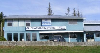 Chapman Motors Ltd - Réparation et entretien d'auto - 250-743-3744
