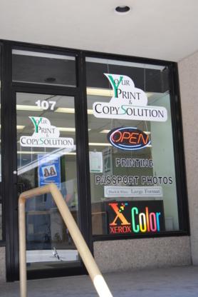 Your Print & Copy Solution - Passport & Visa Services
