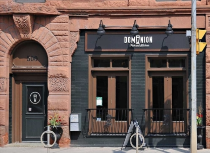Dominion Pub & Kitchen - Pub - 416-366-5555