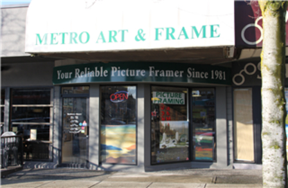 View Metro Art & Frame Ltd's Vancouver profile