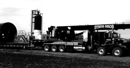 Stene Bros Oilfield Hauling Inc - Oil Field Trucking & Hauling - 780-955-7228