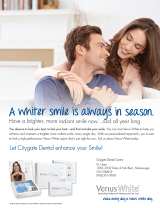Citygate Dental Centre - Teeth Whitening Services - 905-361-0968