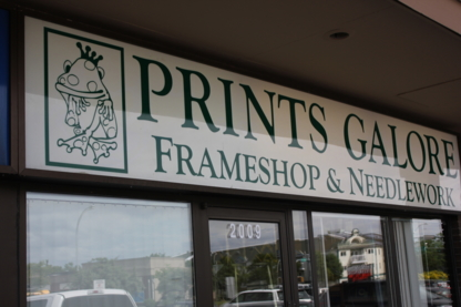 Prints Galore - Picture Frame Dealers - 780-458-4999