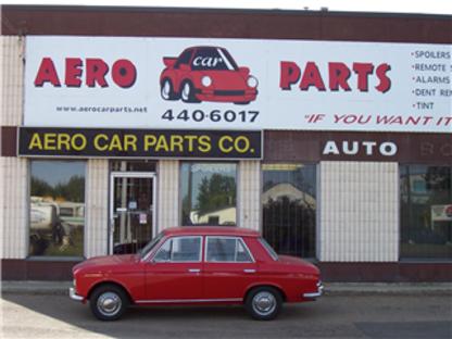 Aero Car Parts - Car Customizing & Accessories