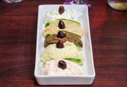 Mykonos Mediterranean Grill - Vegetarian Restaurants - 416-963-8444