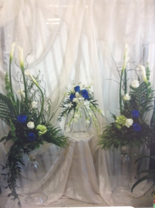 Fleurika - Florists & Flower Shops - 418-664-0502