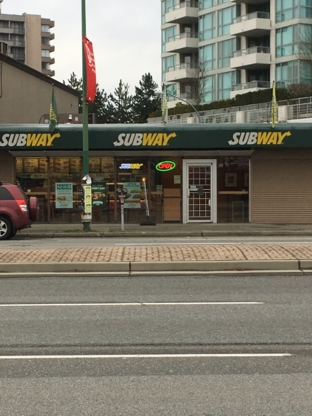 Subway - Sandwiches & Subs - 604-431-7949