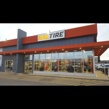 Kal Tire - Tire Retailers - 587-200-9705