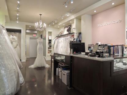 Mia Boutique - Boutiques de mariage - 604-279-8936