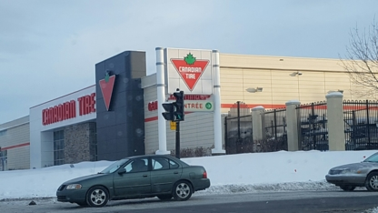 Canadian Tire - Grands magasins - 514-388-6464