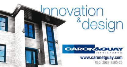 Caron Et Guay Inc - Rénovations - 819-569-6006