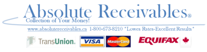 Absolute Receivables - Collection Agencies - 705-596-4120