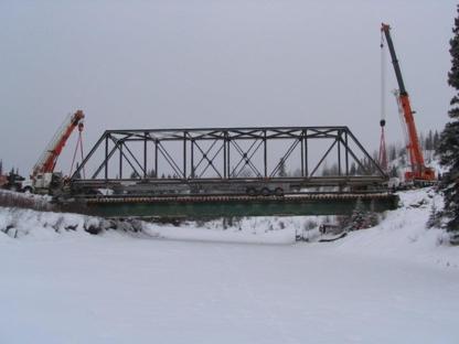 Great Northern Bridgeworks Ltd - Bridge Builders