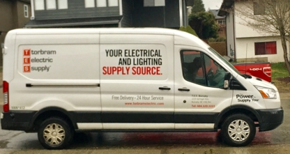 Torbram Electric Supply - Electrical Equipment & Supply Manufacturers & Wholesalers - 604-864-6411