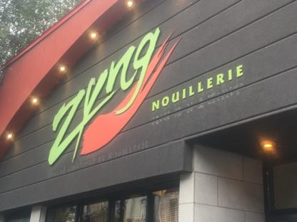 Zyng Asian Grill - Asian Restaurants - 514-288-8800