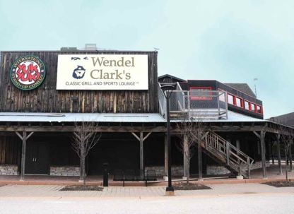 Wendel Clark's Classic Grill & Sports Lounge - Restaurants - 905-738-6001