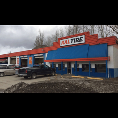 Kal Tire - Tire Retailers - 250-547-9251