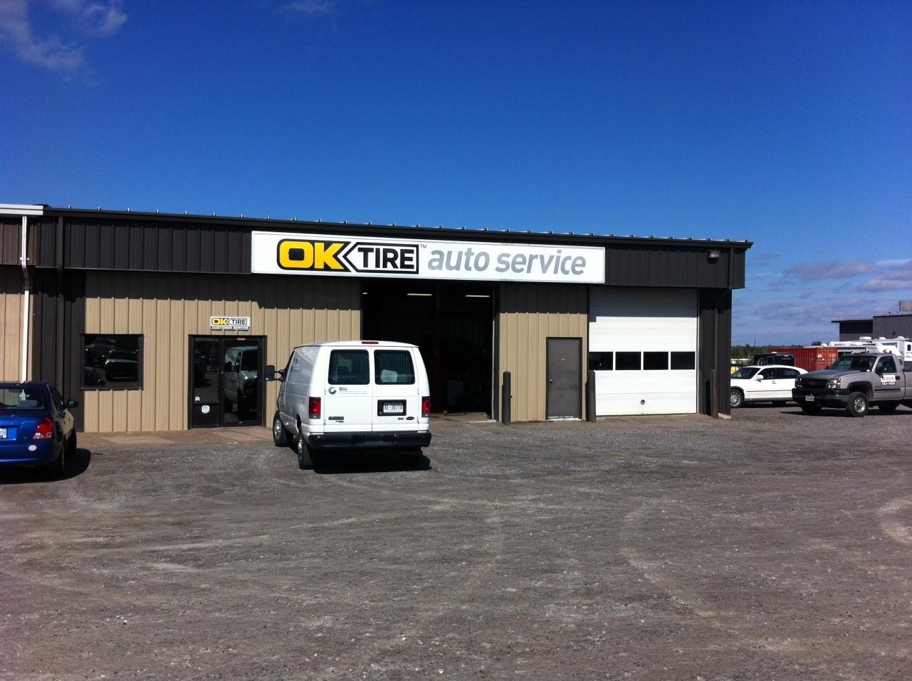 OK Tire - Tire Retailers