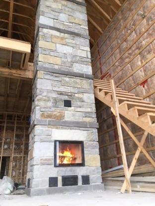 L'Esprit du Lieu - Fireplaces