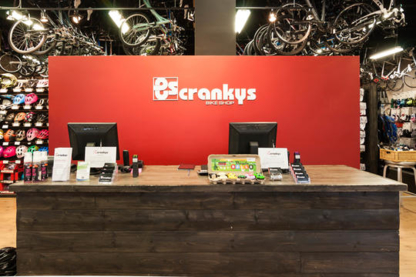 Cranky's Bike Shop Ltd - Bicycle Stores - 780-458-9181