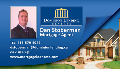 Dominion Lending Centres - Mortgage Brokers - 416-579-4047