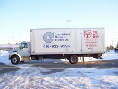 Cowan Jackie - Moving Services & Storage Facilities - 416-483-5440
